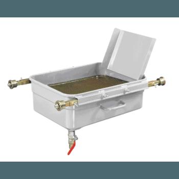 16206590 Ванна на яму с ёмкостью на 65 литров для слива отработанного масла