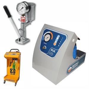 Оборудование для диагностики и промывки топливных систем