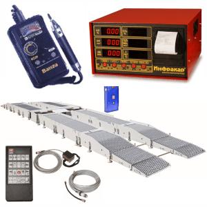 Оборудование для инструментального контроля
