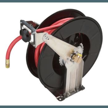 Автоматическая катушка Lubeworks M820154 для перекачки масла 820 серия со шлангом 15 метров