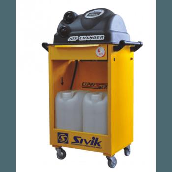 Автоматическая установка для замены масла в АКПП Sivik КС-119М