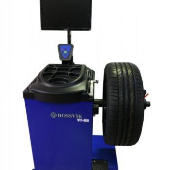 Балансировочный  станок ROSSVIK VT-65 NEW