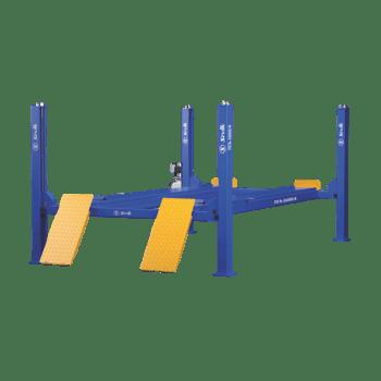 Четырехстоечный электрогидравлический подъемник ПГА-5000/4