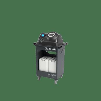 КС-121М Установка для замены охлаждающей жидкости Sivik