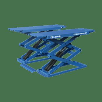 Подъёмник ножничный 3 т. Sivik ПГН-3000/Н-01