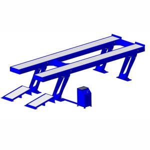 Подъёмник платформенный 12 тонн 12Г272МЕ