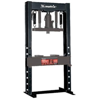 Пресс гидравлический 12 тонн Matrix 523105