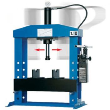 Пресс гидравлический настольный 10 тонн OMA 650
