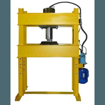 Пресс электрогидравлический гаражный 40 тонн Р-342М