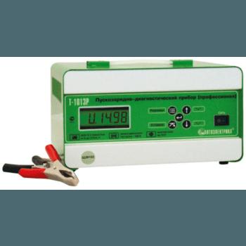 Пускозарядное диагностическое устройство Т-1013Р (профессионал)