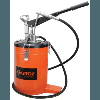 Ручной нагнетатель смазки GROZ GR44281