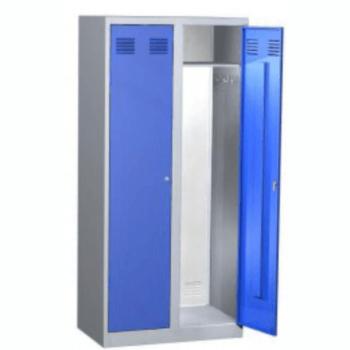 Шкаф металлический для одежды АС-547