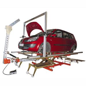 Стенды для правки кузовов легковых автомобилей