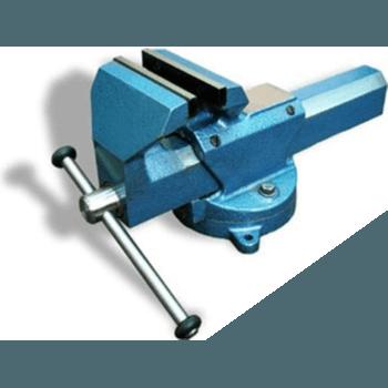 Тиски слесарные 200 мм (поворотные)