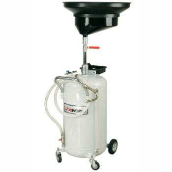 Установка для сбора масла пневматическая 90 литров Lubeworks AOD 3090