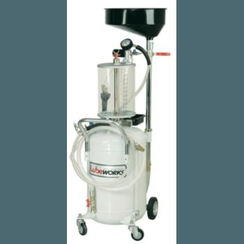 Установка для сбора масла пневматическая Lubeworks AODE 290 (90 литров)