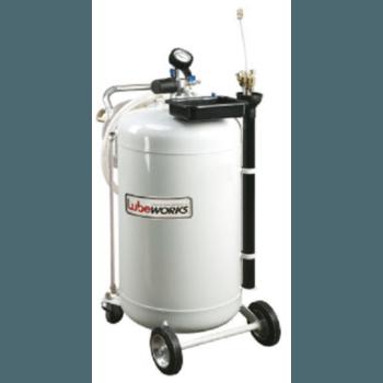 Установка для слива и сбора отработанного масла LUBEWORKS AOE1065 (65 литров)