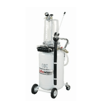 Установка для замены масла пневматическая Lubeworks AOE 2065 65 литров