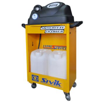 Установка для замены охлаждающей жидкости Sivik КС-121М
