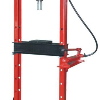 Пресс напольный гидравлический ручной ZX0901c, 20 тонн