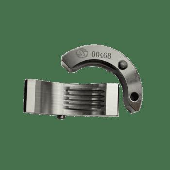 Сегменты резьбовые для гайки быстросъемной SIVIK 40х3мм КС-229