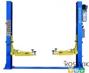 Подъемник двухстоечный ROSSVIK Т4B г/п 4.0т